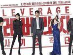 DRAMA KOREA – Leverage : Con Artists