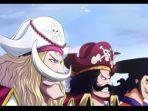 Link Nonton One Piece 963: Pertarungan Shirohige vs Oden dan Dibanggunnya Wilayah Neraka Wanokuni