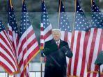 Donald Trump Secara Terbuka Akui Kekalahan, Bersedia Tinggalkan Jabatan Presiden AS untuk Joe Biden