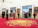 Inilah Besaran Gaji dan Tunjangan yang Bakal Diterima 6 Menteri Baru di Kabinet Indonesia Maju