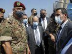 Presiden Lebanon Selidiki Dugaan 'Keterlibatan Eksternal', Siapa Aktor Ledakan di Beirut?