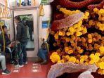 Takut Terinfeksi Virus Corona, Seorang Pria Emosi karena Penumpang Kereta Batuk Tanpa Gunakan Masker
