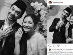 Terungkap Fakta Foto Mesra Prilly Latuconsina & Reza Rahadian, Caption Taaruf hingga Pamerkan Cincin