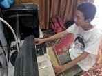 Putra Ahi Adhari Peretas Situs NASA Dikeroyok Orang Tak Dikenal, Kini Dirawat di RS Pusat Otak