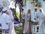 Acara Ijab Kabul Tertutup, Ikbal Fauzi 'Ikatan Cinta' Resmi Menikah dengan Novia Giana