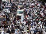FPI Motori Aliansi Nasional Anti Komunis akan Gelar Aksi Tolak UU Cipta Kerja di Istana Negara