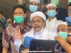 Rizieq Shihab Sakit, Kondisinya Mengkhawatirkan, Tolak Pemberian Oksigen Dokter Polisi