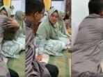 Video Viral Perempuan Tak Kuasa Tahan Tangis saat Izinkan Suaminya Menikah Lagi, Buat Permintaan Ini
