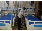 Kasus Positif Covid-19 Melonjak, India Dirikan Rumah Sakit Terbesar dan Berkapasitas 10 Ribu Ranjang