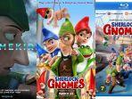 FILM - Sherlock Gnomes (2018)