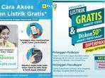 Klaim Listrik Gratis PLN untuk September, Klik stimulus.pln.co.id atau WA ke 08122-123-123