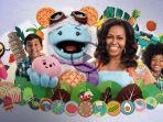 Sinopsis Waffles + Mochi, Serial Anak-anak Netflix yang Dibintangi Michelle Obama