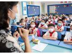 Setelah Lama Ditutup karena Pandemi Covid-19, Sekolah di Wuhan Kembali Dibuka