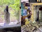 Viral Video Penampakan 'Hantu Tak Berwajah' di Gedung Pos Chernobyl, Terekam Google Maps