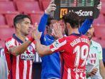 Luis Suarez Gabung Atletico Madrid, Diego Costa Senang Ada Duet Tukang Pukul dan Tukang Gigit Orang