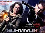 Sinopsis Survivor, Aksi Milla Jovovich Bongkar Terorisme, Malam Ini di TransTV Pukul 21.30 WIB