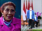 Sakti Wahyu Trenggono Jadi Menteri KP, Susi Pudjiastuti Beri Selamat dan 1 Pesan Penting