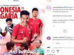 Jadwal Timnas Indonesia vs Bulgaria di Turnamen Persahabatan U-19: Live di NET TV dan Mola TV