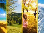Tes Kepribadian - Pilih Pemandangan yang Ingin Anda Lihat dari Jendela Kamar untuk Ungkap Karaktermu