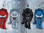 Tes Kepribadian - Pilih Satu Serigala dan Ungkap Alasan Kenapa Anda Menyendiri