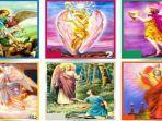Tes Kepribadian - Pilih Satu Kartu Bergambar Malaikat Ini untuk Mengetahui Masa Depan Anda