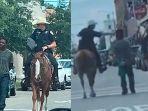 Pria Kulit Hitam Diikat dan Diseret di Jalan oleh 2 Polisi Kulit Putih: Tuntut Kota Texas 15 Miliar