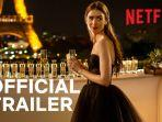 Trailer Perdana Serial Komedi Romantis Emily in Paris Resmi Rilis, Segera Tayang di Netflix