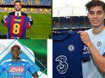 Kaleidoskop 2020: Berikut Daftar Transfer Pemain Bola Termahal Dunia, sejak Era Pandemi Covid-19