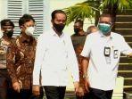 Vaksinasi Massal di Yogyakarta, Jokowi Berharap Dapat Dukung Pariwisata dan Ekonomi Bangkit Kembali