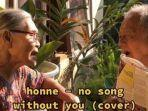 Video Viral Kakek Nenek Masih Romantis seperti Pasangan Baru Menikah, Buat Warganet Iri