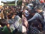 Video Viral Pelamar Kerja Pabrik Boneka di Sragen Membludak, Berakhir Ricuh hingga Ada yang Terinjak