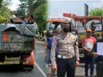 VIRAL Aksi Pemuda Mandi di Atas Truk, Lakukan Aksi Konyol Setiap Tahun, Kini Dipanggil Polisi