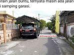 Viral Kanopi untuk Parkir Mobil Dinas yang Dikira Bukan Permanen, Ternyata Sudah Setahun Ada