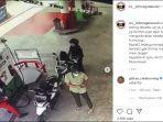 Video Tindakan Kasar Pemotor kepada Petugas SPBU Viral, Gibran Turun Tangan: Tunggu Sebentar