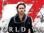 Sinopsis World War Z, Wabah Zombie Diperankan Brad Pitt Tayang Malam Ini Di TransTV Pukul 21.30 WIB
