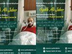 Syekh Ali Jaber Positif Covid-19, Minta Dukungan Doa Agar Segera Sembuh