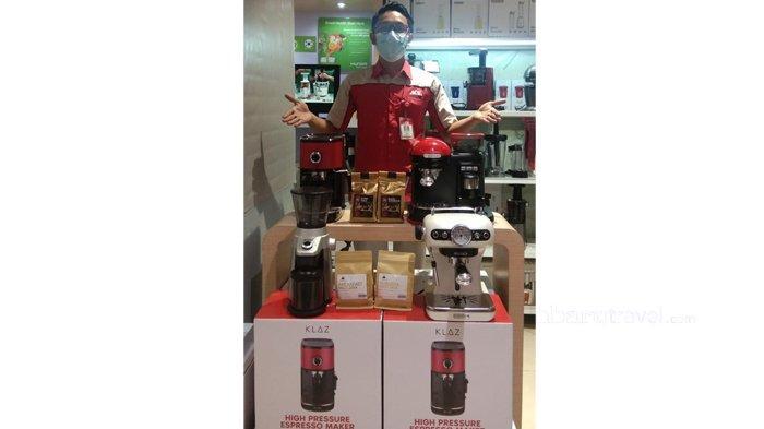 Racik Kopi Berkualitas di Rumah, Coffee Grinder dari Brand Ariete Sangat Mudah Dioperasikan