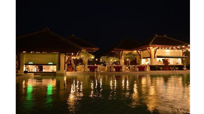 Aeksimare Pool Club & Cafe di kawasan Labersa Garden Inn