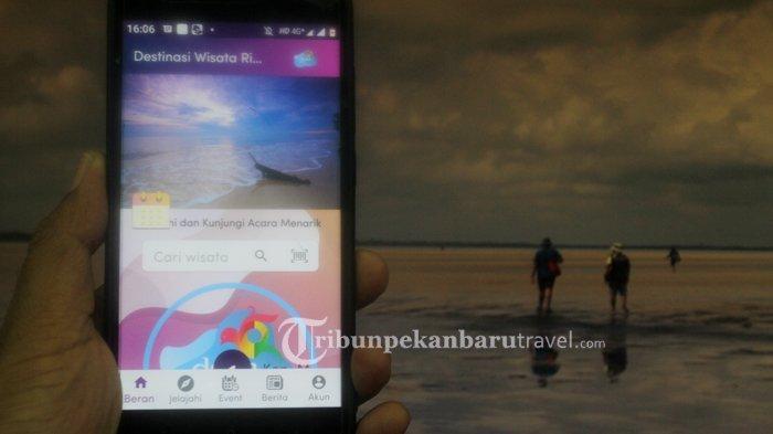 Destinasi Wisata Riau Dalam Genggaman, Mari Unduh Aplikasi Dewi