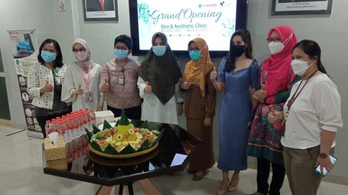 Rumah Sakit (RS) Awal Bros A Yani secara resmi membuka Klinik Kecantikan dan Klinik Akupunktur di Poli Kecantikan Lt 2 RS Awal Bros A Yani, Senin (12/4/2021).