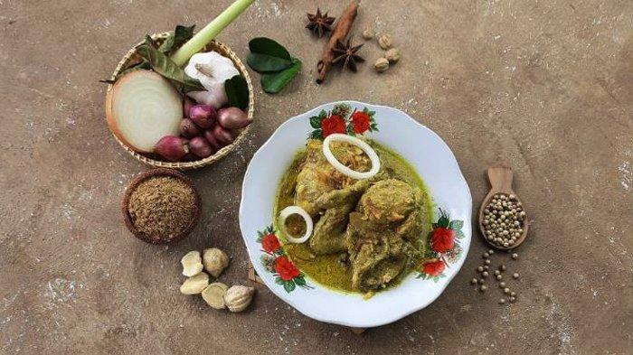 Dapur Al Fairuz Sajikan Masakan Khas Bengkalis, Daging & Ayam Masak Putih Paling Favorit