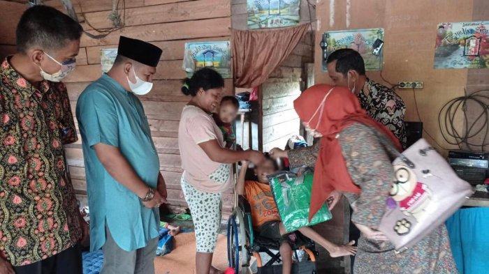 Beri Dukungan Pemenuhan Hidup Layak Anak Disabilitas, Balai Anak Rumbai Gelar Family Support di Siak