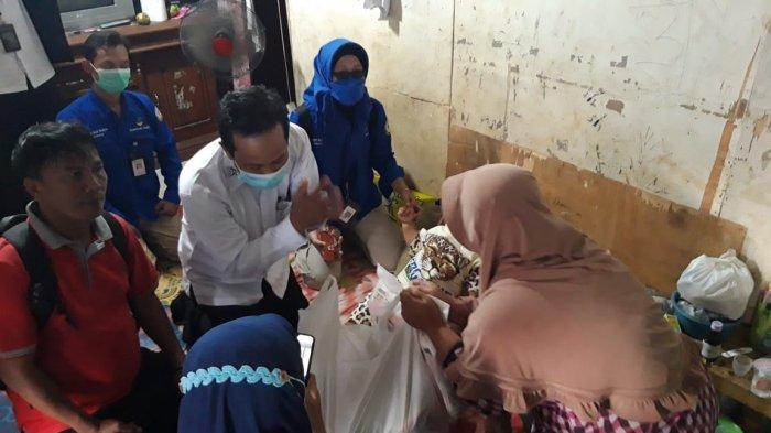 Balai Anak Rumbai Pekanbaru melaksanakan survey dan respon kasus terhadap anak yang membuthkan perhatian di Lampung