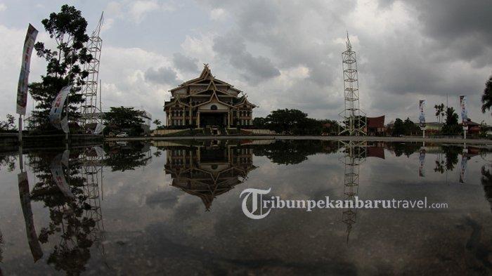 Berkunjung ke Bandar Seni Raja Ali Haji, Tempat Kegiatan Seni dan Budaya di Pekanbaru