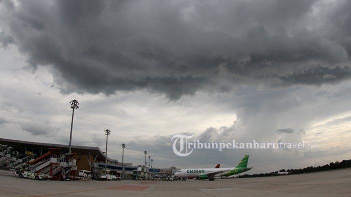 Larangan Mudik, Bandara, Terminal dan Pelabuhan di Riau Ditutup