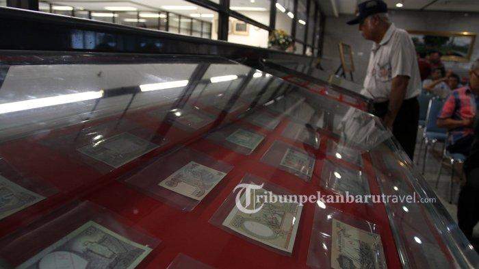 Cegah Covid-19, Bank Indonesia Karantina Uang Rupiah 14 Hari Sebelum Diedarkan.