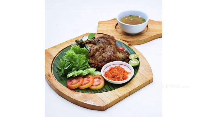 Ingin Makan Bebek Viral Khas Bangkalan Madura, Kunjungi Pepito Restaurant Grand Elite Hotel