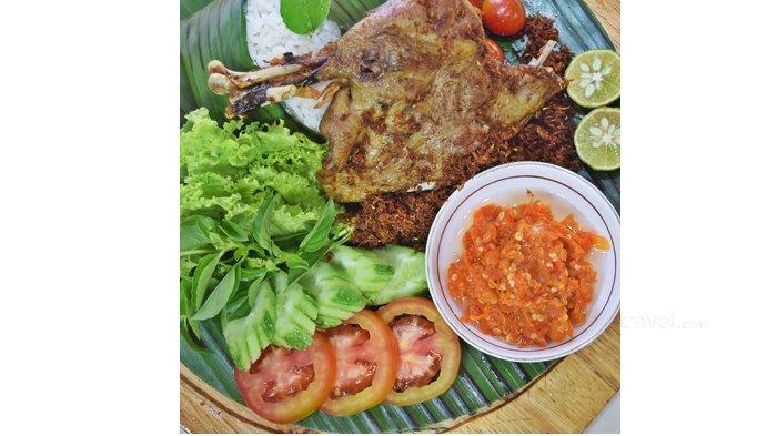 Bebek Viral Khas Bangkalan Madura ini bisa dinikmati di Pepito Restaurant Grand Elite Hotel Pekanbaru
