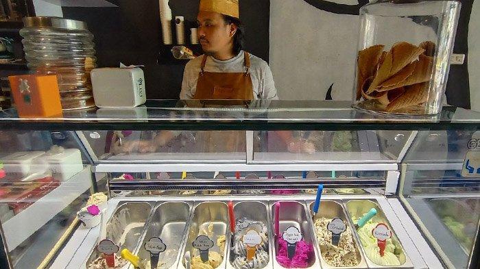 Nikmatnya Es Krim Italia ala Nusantara di Region Coffee and Gelato yang Menggugah Selera