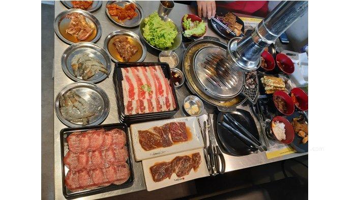Magal Korean BBQ House Living World Hadirkan Promo All You Can Eat, Makan Berempat Bayar Tiga